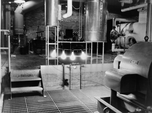 First nuclear electricity