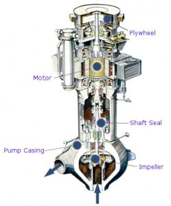Reactor Coolant Pump