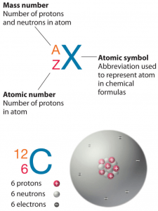 Proton Number - Atomic Number