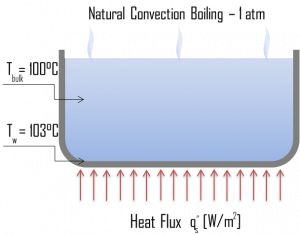 Natural Convection Boiling